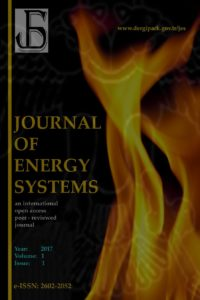 Journal of Energy Systems (Scopus)